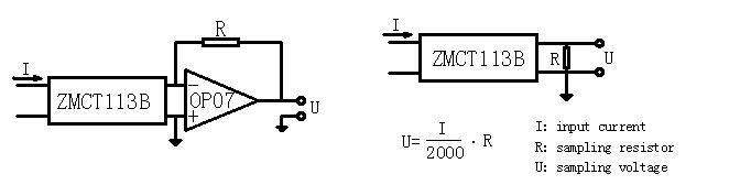 ZMCT113B-