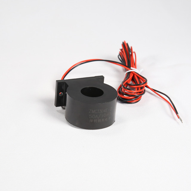 Φ20mm Current transformer Flying Wires 5000:1 0.5class