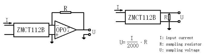 ZMCT112B-
