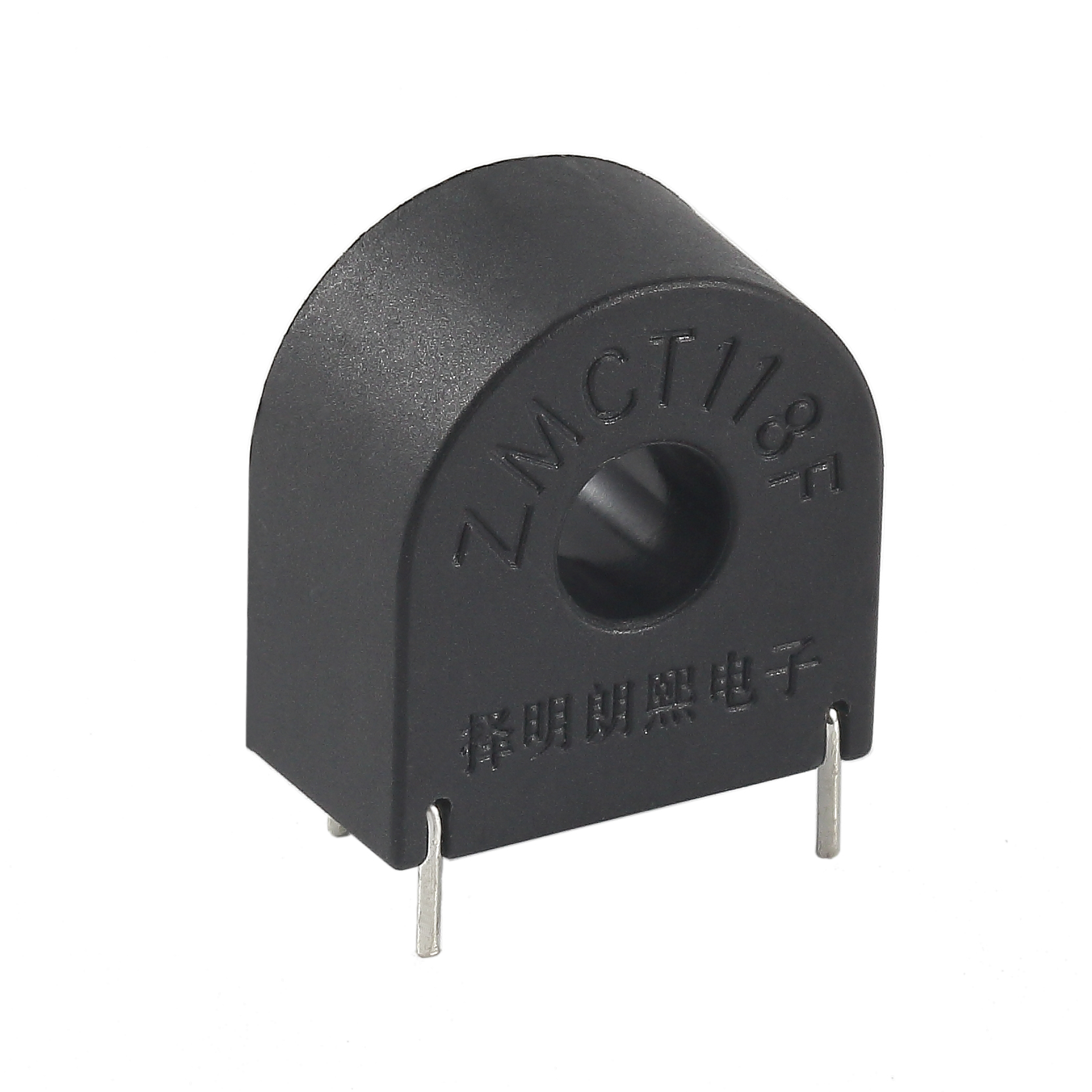 φ7.5mm PCB mounting current transformer 1000:1 30A