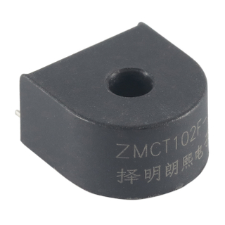 φ5mm PCB mounting Current transformer 2000:1 10A