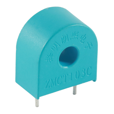 Φ5mm Mini PCB Mounting Current Transformer 1000:1 10A